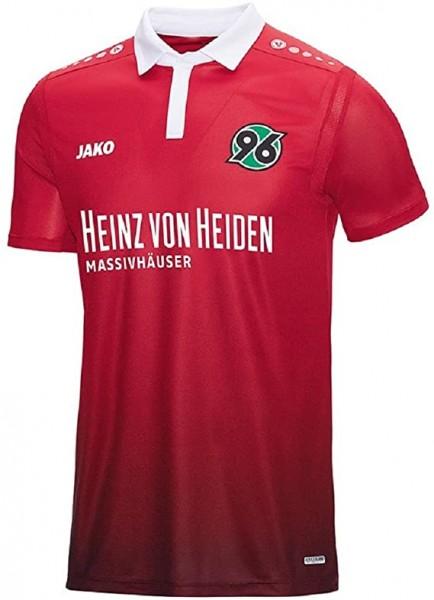 Jako Herren Hannover 96 Heimtrikot 17/18 rot