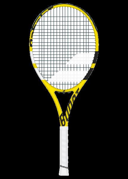 Babolat Boost A Tennisschläger schwarz/gelb