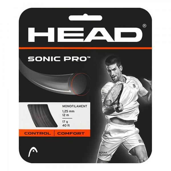 Head Sonic Pro 12 m Saitenset schwarz