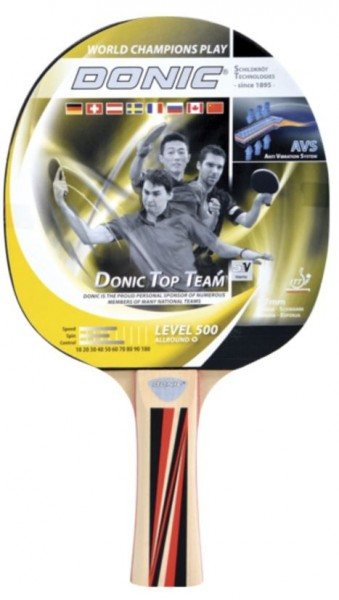 Donic Tischtennisschläger Top Team Level 500