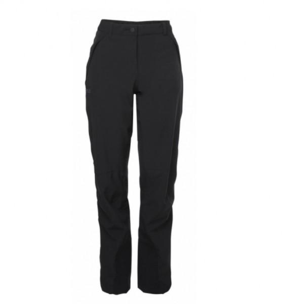 North Bend Damen Outdoorhose Flex Pants schwarz