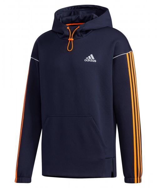 Adidas Herren Inituitive Warmth Full Zip Hoodie Kapuzenjacke blau