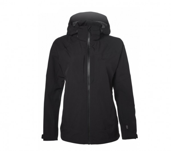 North Bend Damen Outdoorjacke Flex Jacket schwarz
