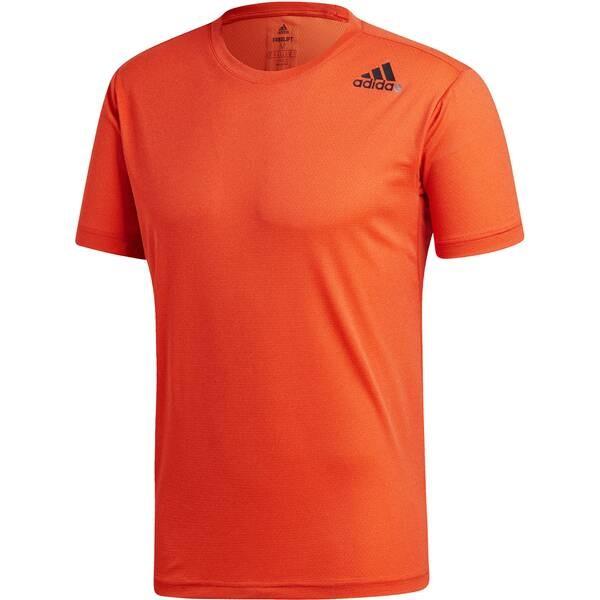 Adidas Herren FreeLift CL Trainingsshirt orange