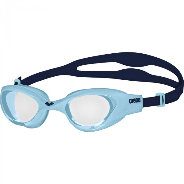 Arena Kinder The One Schwimmbrille clear-cyan blue