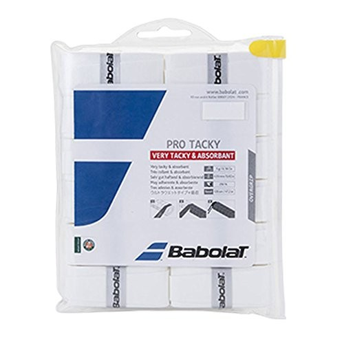 Babolat Tacky Overgrip 12er Weiß