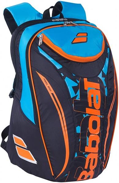 Babolat Club Padel Backpack Tennisrucksack schwarz-blau-orange