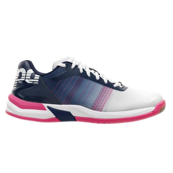 Kempa Damen Attack Contender Handballschuh marine/weiß/pink