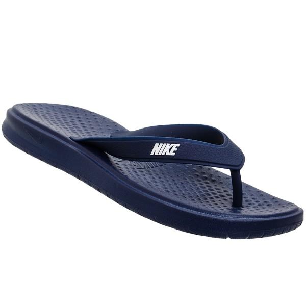 Nike Solay Thong Flip Flops blau