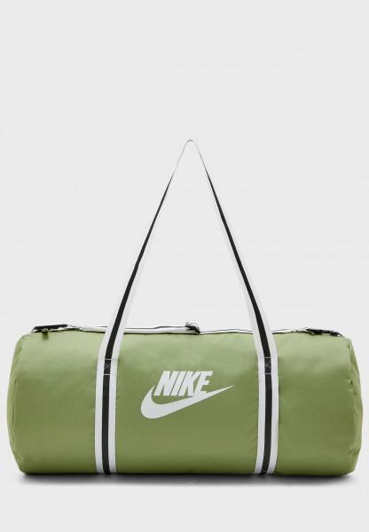 Nike Heritage Duffle Bag Sporttasche olive