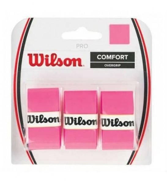 Wilson Pro Comfort 3er Overgrip pink