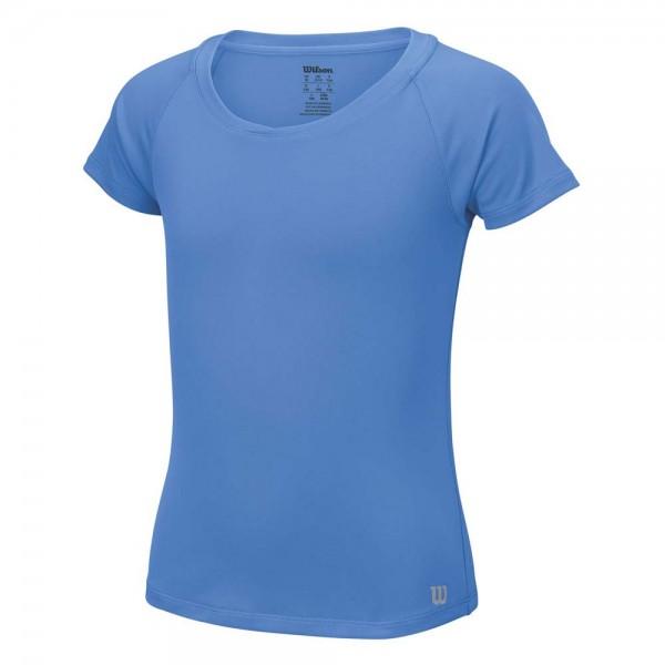 Wilson - Core Cap Sleeve Shirt Mädchen Regatta