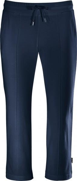 schneider sportswear Damen HONOLULUW 7/8 Freizeithose Sporthose dunkelblau