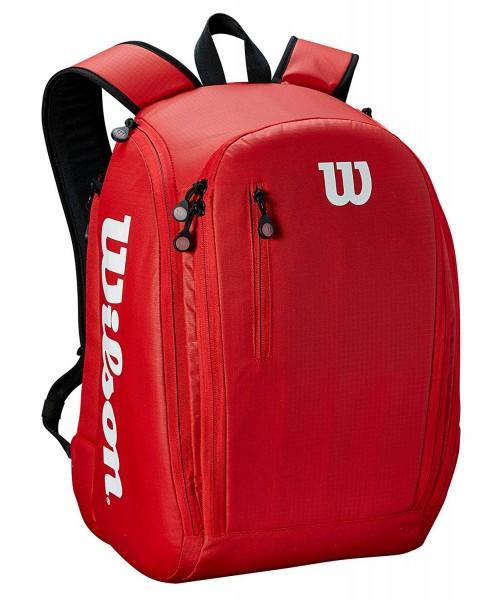 Wilson Rucksack Tour Backpack rot/weiß