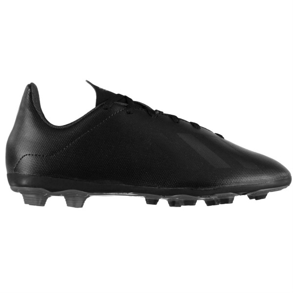 Adidas Kinder X 18.4 FxG J Fussballschuh schwarz