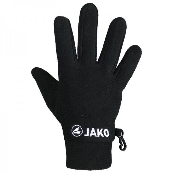 Jako Fleece Handschuh schwarz
