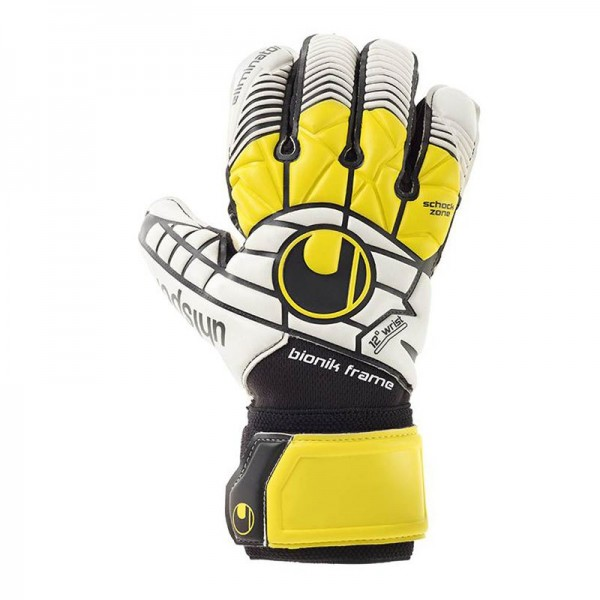 Uhlsport Torwart Handschuhe Eliminator Supersoft Bonic