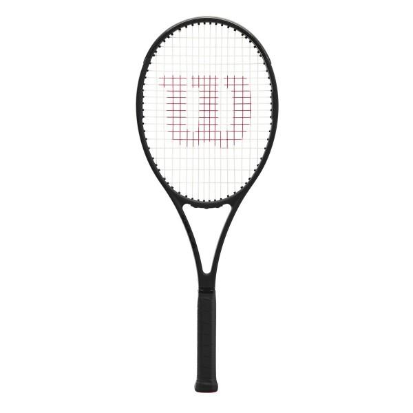 Wilson Pro Staff 97 V13 Tennisschläger unbesaitet schwarz
