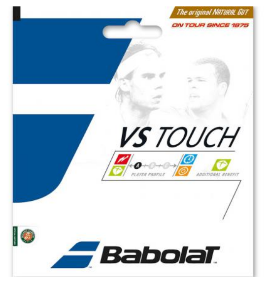 Babolat VS Touch Darmseite 12M 130/16 Natural