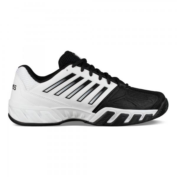 K-Swiss Herren Tennisschuhe Allcourt Bigshot Light 3 weiß-schwarz