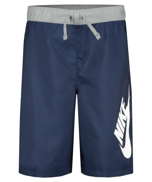 Nike Kinder Sportswear Woven Short midnight navy-particle