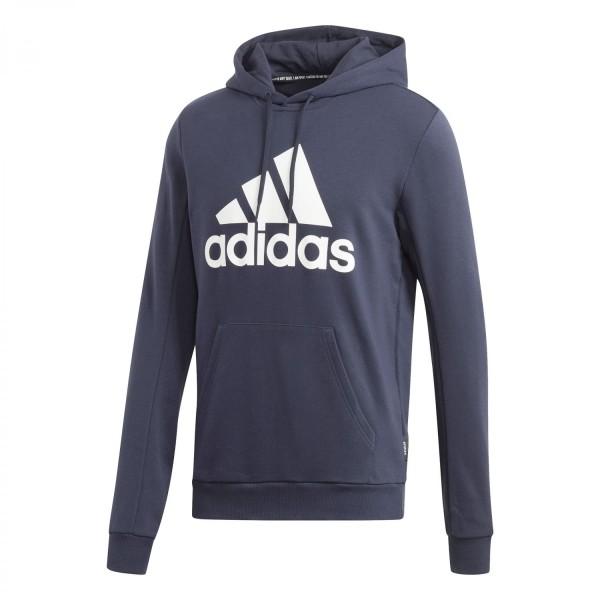 Adidas Herren MH BOS Hoodie Kapuzenpullover dunkelblau