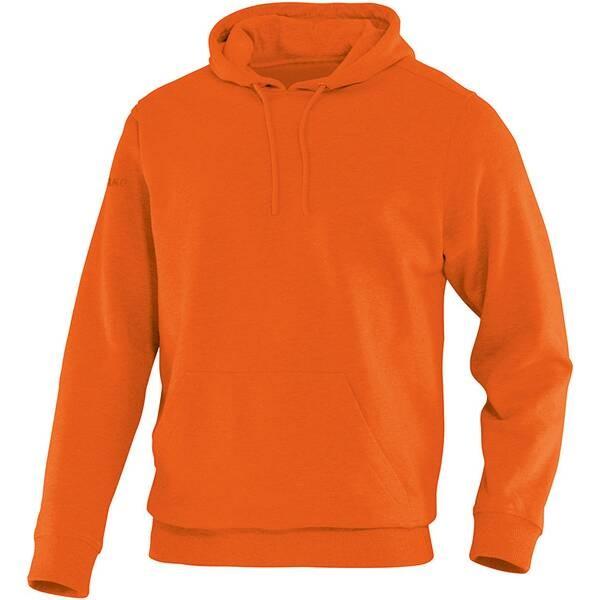 Jako Kinder Team Kapuzensweat Hoodie orange