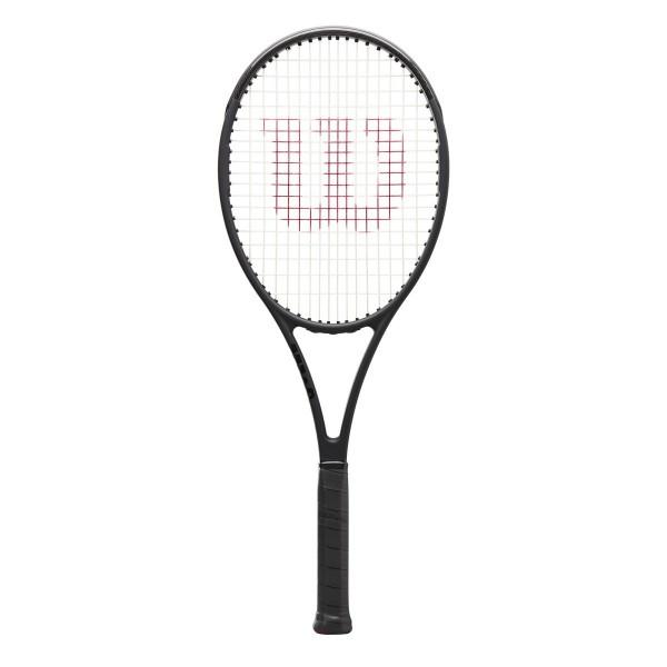 Wilson Pro Staff 97UL V13.0 Tennisschläger besaitet schwarz