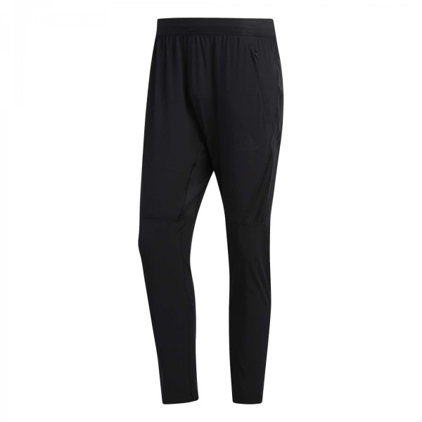 Adidas Herren Aeroready 3 Stripes Trainingshose Sporthose schwarz