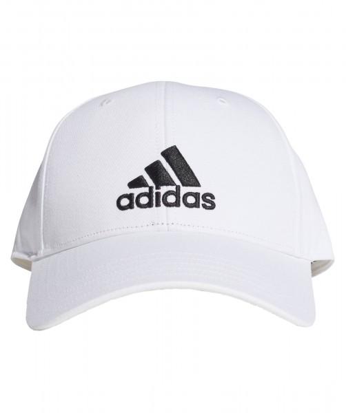 Adidas Herren Baseball Cap weiß-schwarz
