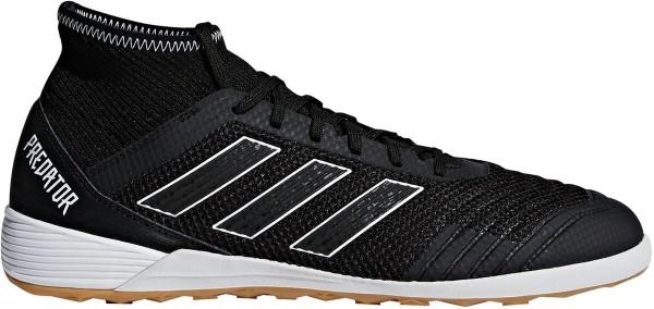 klare Textur neuartiges Design hohe Qualitätsgarantie Adidas Predator Tango 18.3 Hallenschuhe schwarz