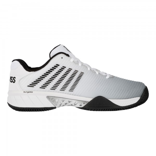 K-Swiss Herren Hypercourt Express 2 HB Tennisschuh weiß-schwarz