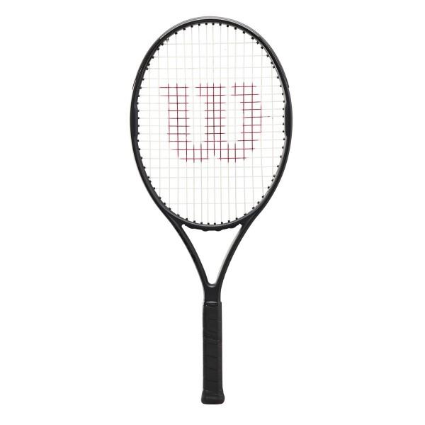 Wilson Pro Staff 25 V13.0 Kinder Tennisschläger besaitet schwarz