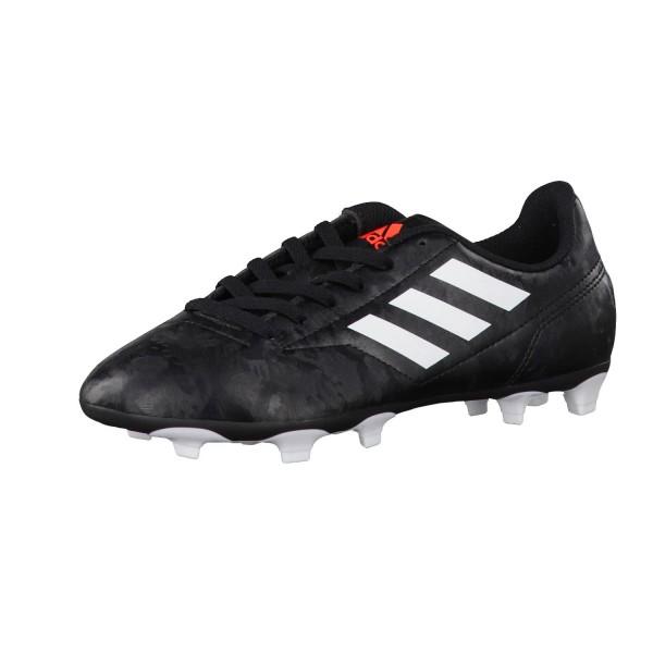 Adidas Conquisto II FG J Fussballschuhe Junior Kinder /schwarzweiss