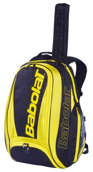 Babolat Pure Aero Tennis Rucksack gelb/schwarz
