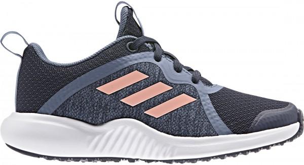 Adidas Kinder FortaRun X Laufschuh dunkelblau-blau-weiß-pink