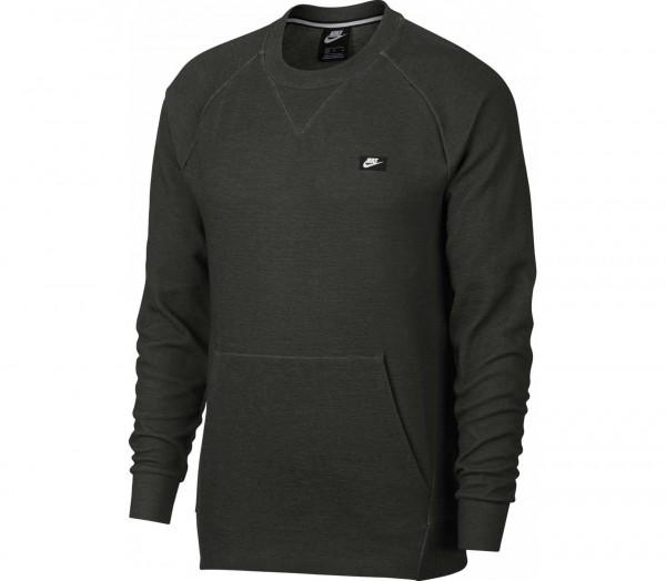 Nike Herren Pullover Optic Sweatshirt oliv