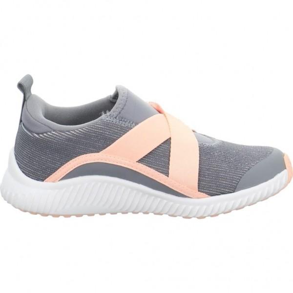 Adidas Kinderschuhe FortaRun X CF Grau/Rosa