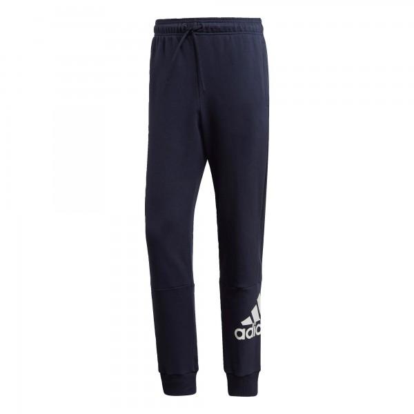 Adidas Herren MH BOS Pant Freizeithose Sporthose blau