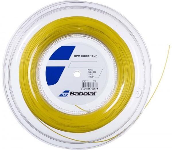 Babolat RPM Hurricane 200m Saitenrolle gelb