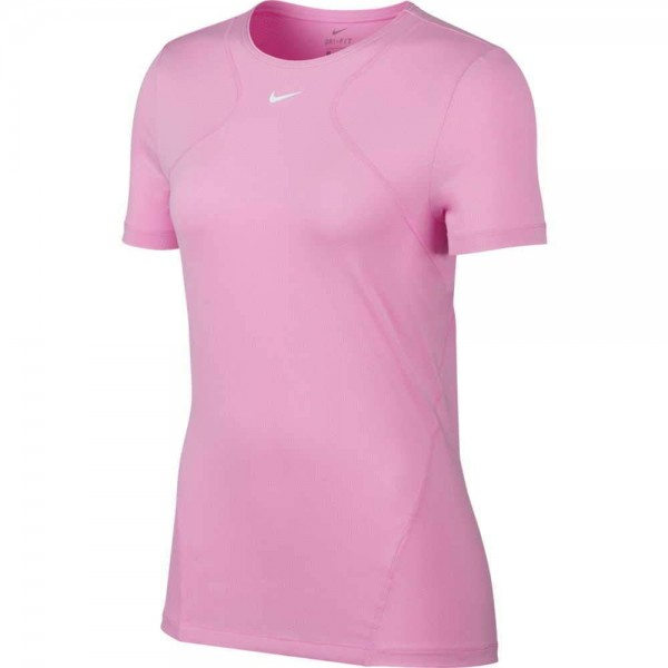 Nike Damen Funktionsshirt T-Shirt All Over pink