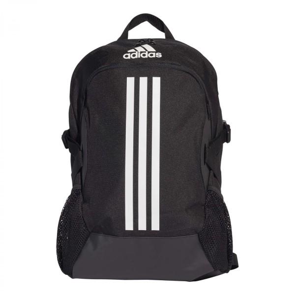 Adidas Power V Rucksack Backpack schwarz-weiß