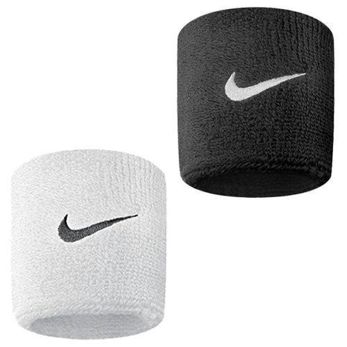 Nike Schweißband Swoosh Doublewide Wristbands (2er Pack)