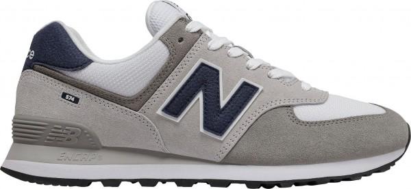 New Balance Herren Sneaker Freizeitschuh dark grey