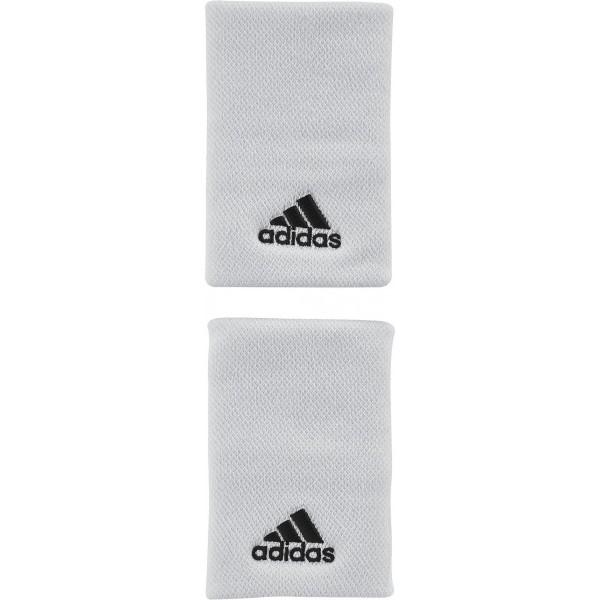 Adidas Tennis Schweißband 2er Pack weiß-schwarz