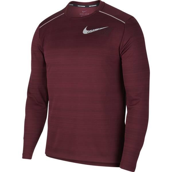Nike Herren T-Shirt Miler Flash