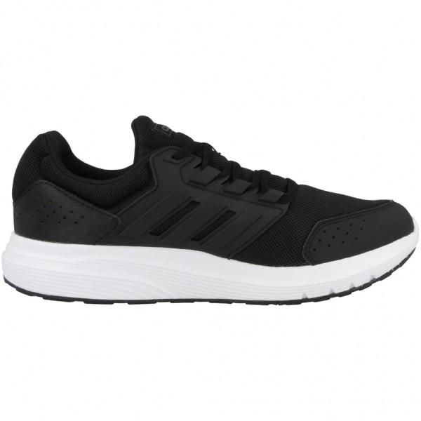 Adidas Herren Laufschuhe Galaxy 4 schwarz