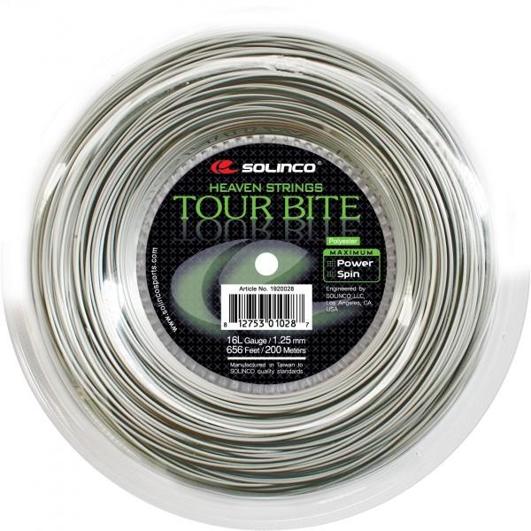 Solinco Tour Bite 1,20 mm 200 Meter Tennis Saitenrolle