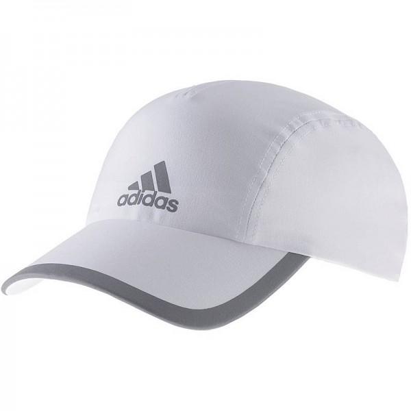 Adidas Climalite Running Cap weiss
