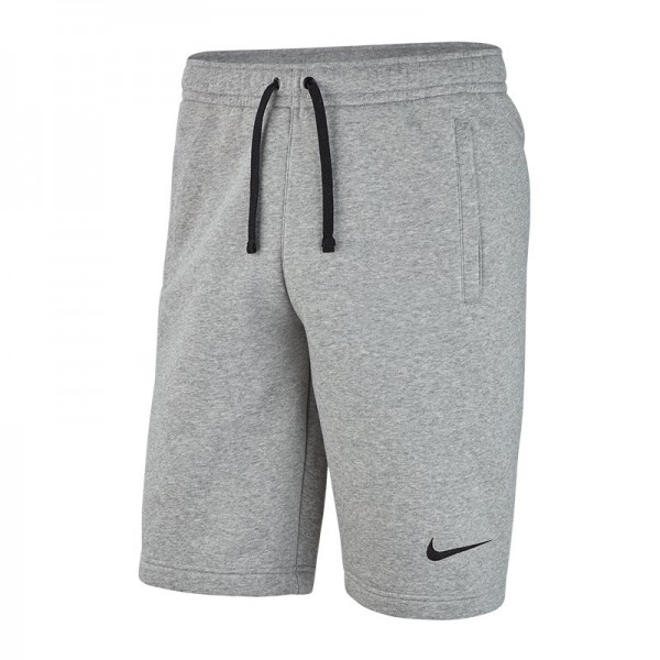 Nike Kinder Club 19 Freizeitshort Trainingshose grau